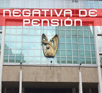 negativa de pension