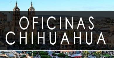 oficinas curp Chihuahua