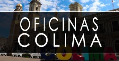 oficinas curp Colima