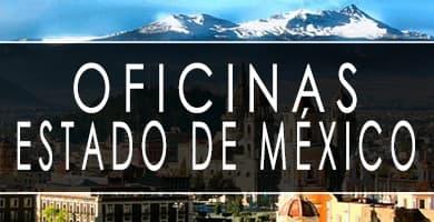 oficinas curp Estado-de-México