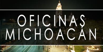 oficinas curp Michoacán