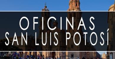 oficinas curp San-Luis-Potosí