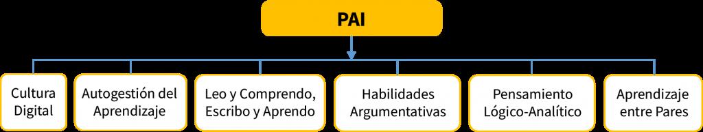 PAI modulos